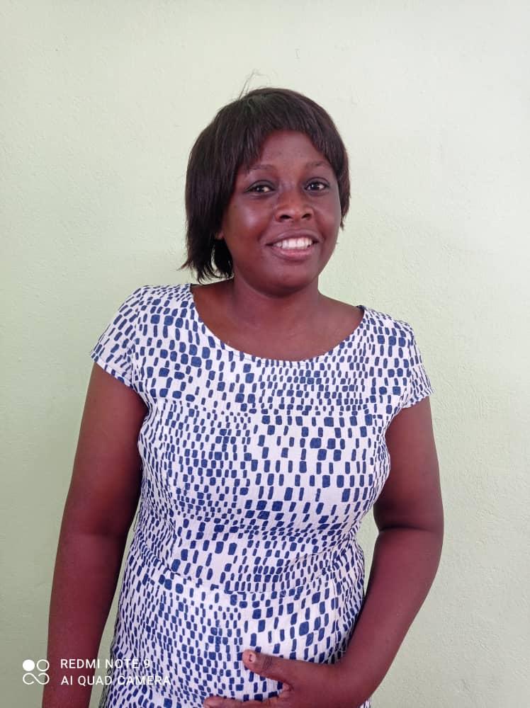 Ndedi Therese (French Teacher)